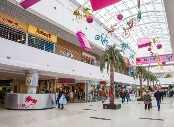 Riviera Shopping City 4