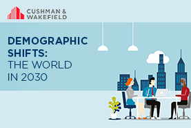 How Demographic Shifts Will Impact the Global Workplace by 2030