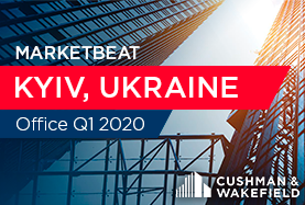 MARKETBEAT, Kyiv, Ukraine, Office Q1 2020